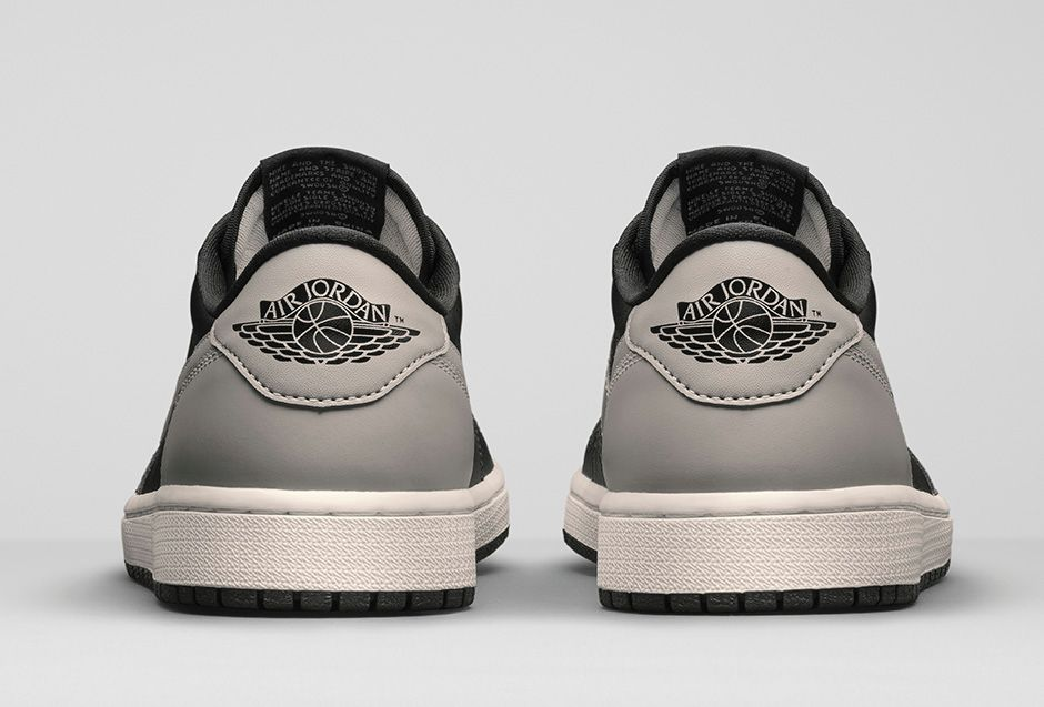 new arrival e955e dabad An Official Look at the Air Jordan 1 Retro Low OG 'Shadow' 4 ...