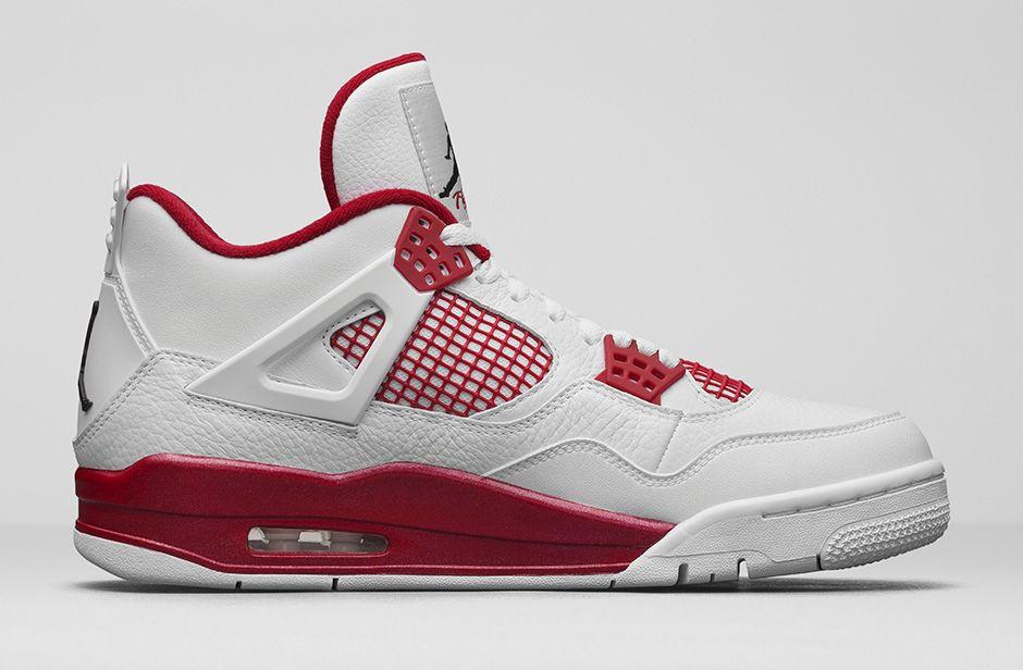 An Official Look at the Air Jordan 4 Retro 'Alternate 89 ...