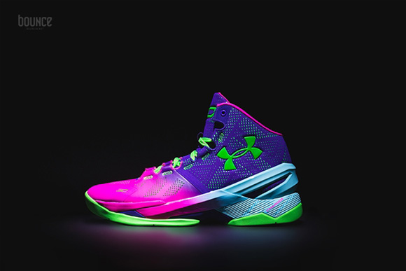 Get a Detailed Look at the Under Armour Curry 2 'Northern Lights' 1
