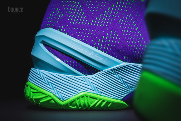 Get a Detailed Look at the Under Armour Curry 2 'Northern Lights' 6