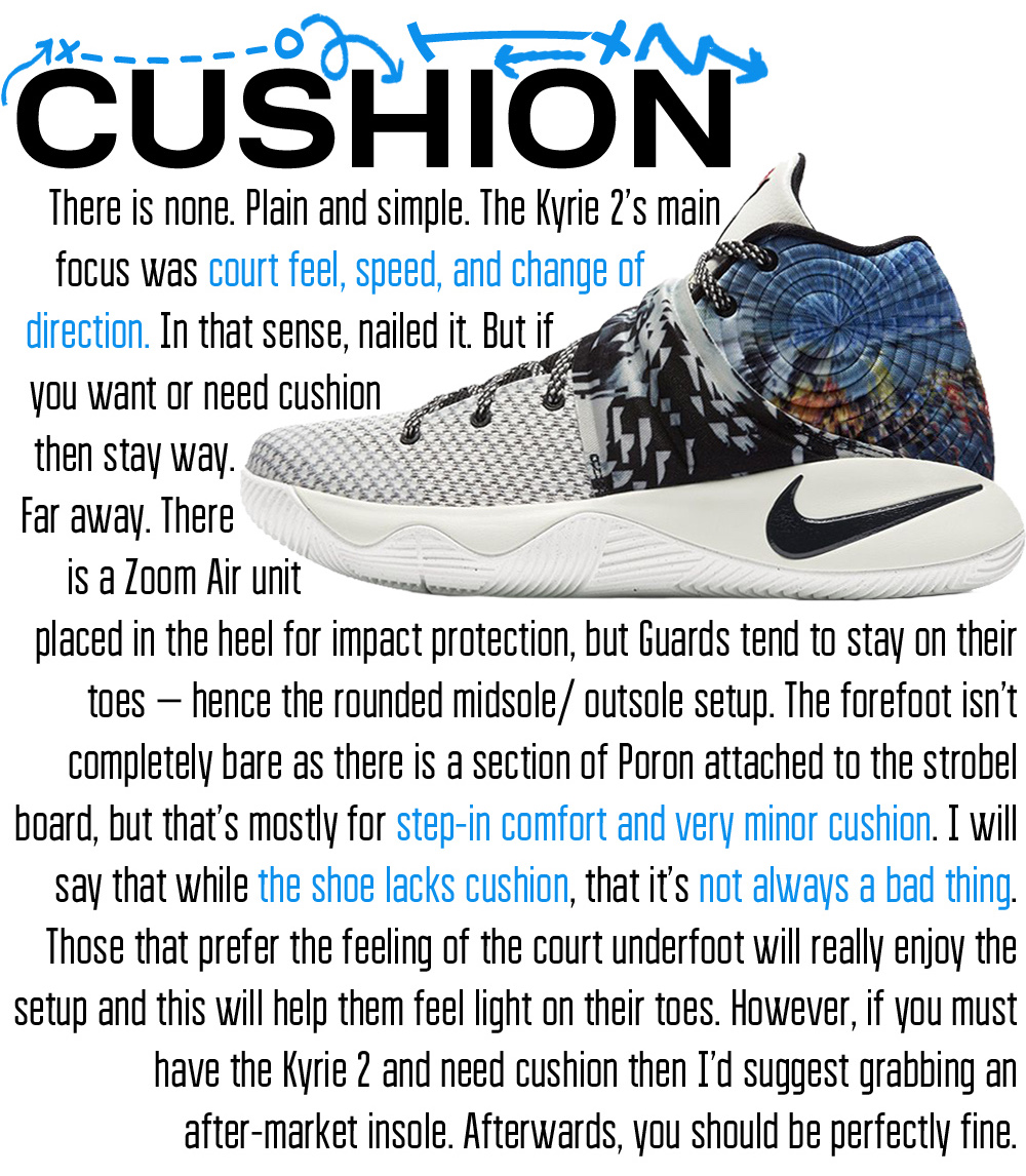 Kyrie 2 - Cushion Page