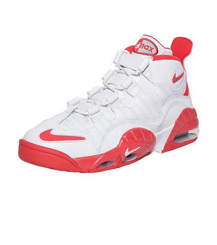 Nike Air Max Sensation is Now Available in White Red 1