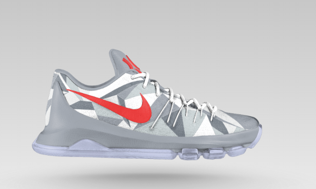 promo code 0d444 69590 The NikeiD KD 8 Has New Graphic Uppers ...