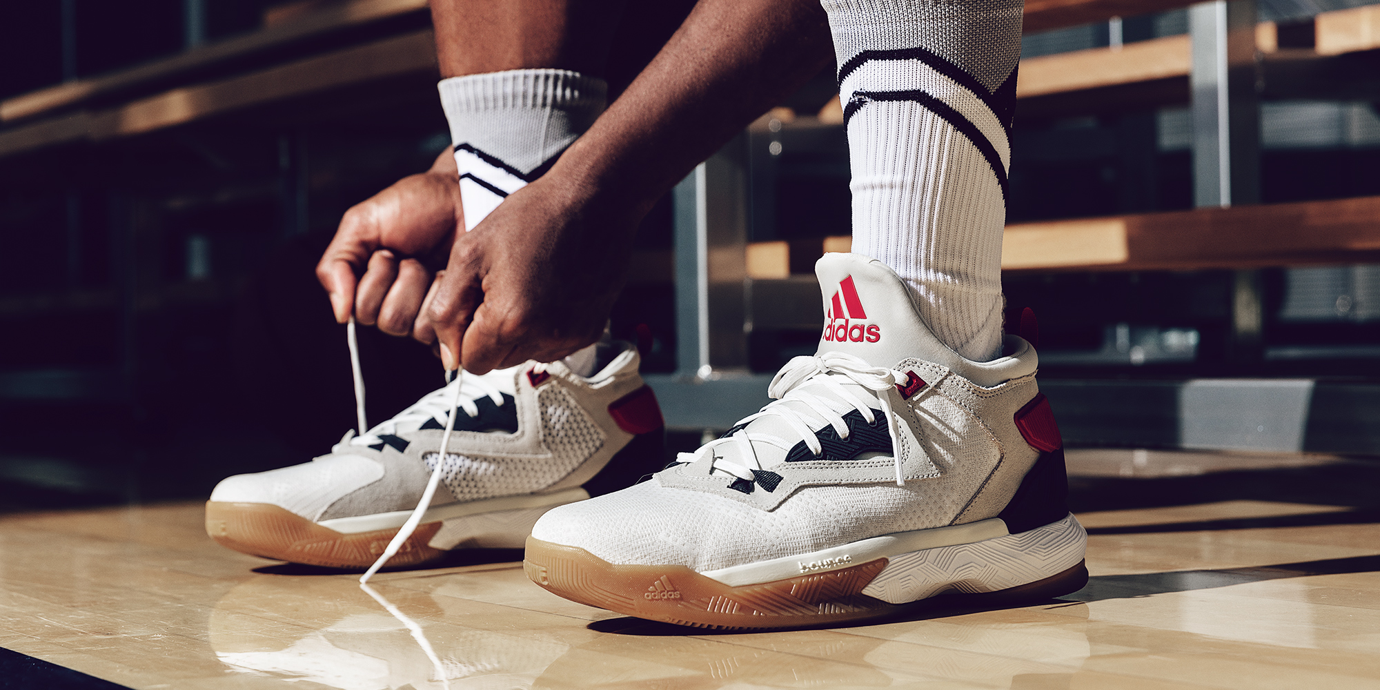 The adidas D Lillard 2 'Rip City' Colorway is Available Now