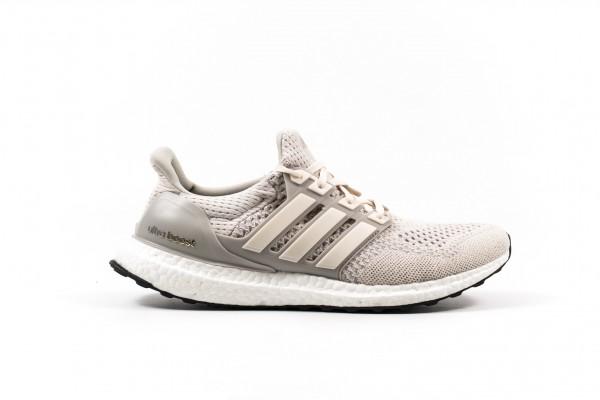 Adidas Ultra Boost White Grey Cream