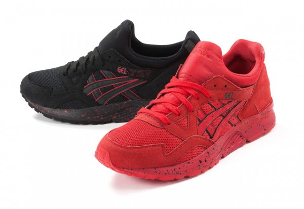 new style a3467 bff77 Two New Asics Gel-Lyte V Colorways at Foot Locker - WearTesters