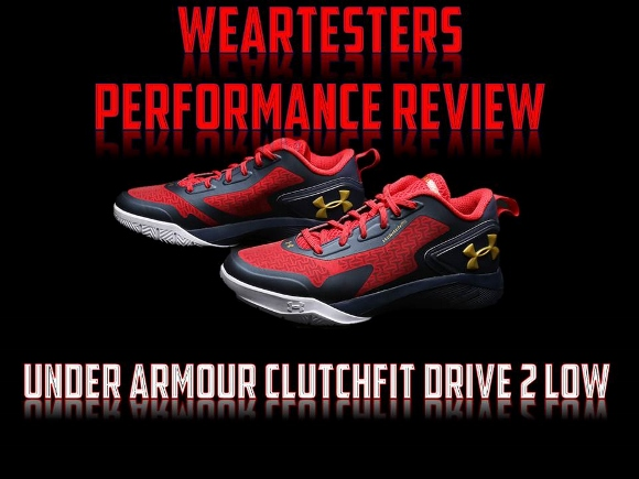 super cute 6cc67 4b33f Stay Clutch - Under Armour ClutchFit Drive 2 Low Performance ...