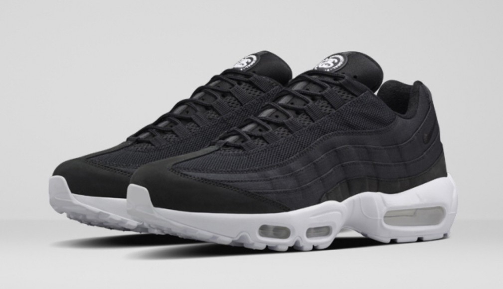 Air Max 95 X Sortie Stussy Dinformations