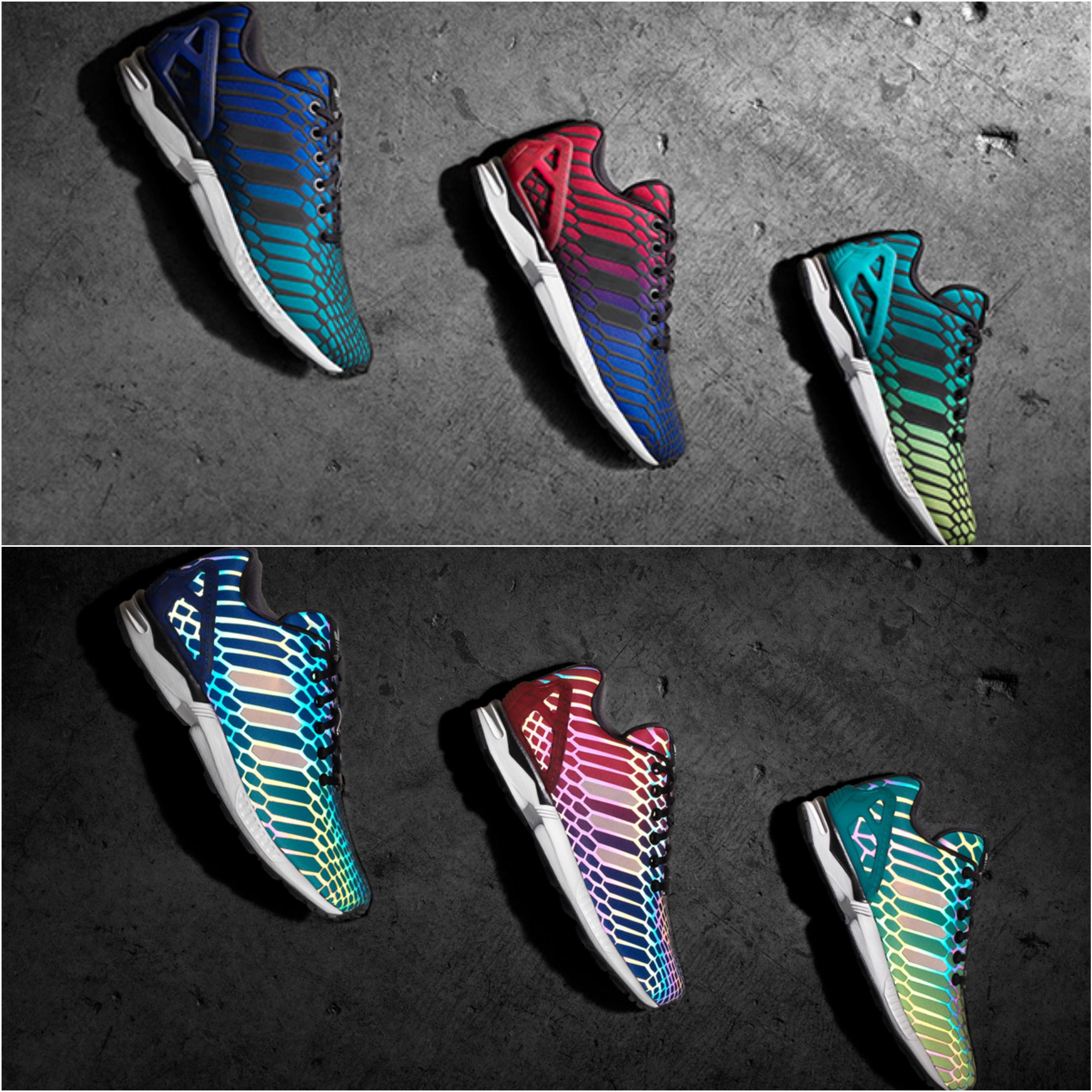 adidas ZX Flux 'Xeno Negative' Pack – Available Now