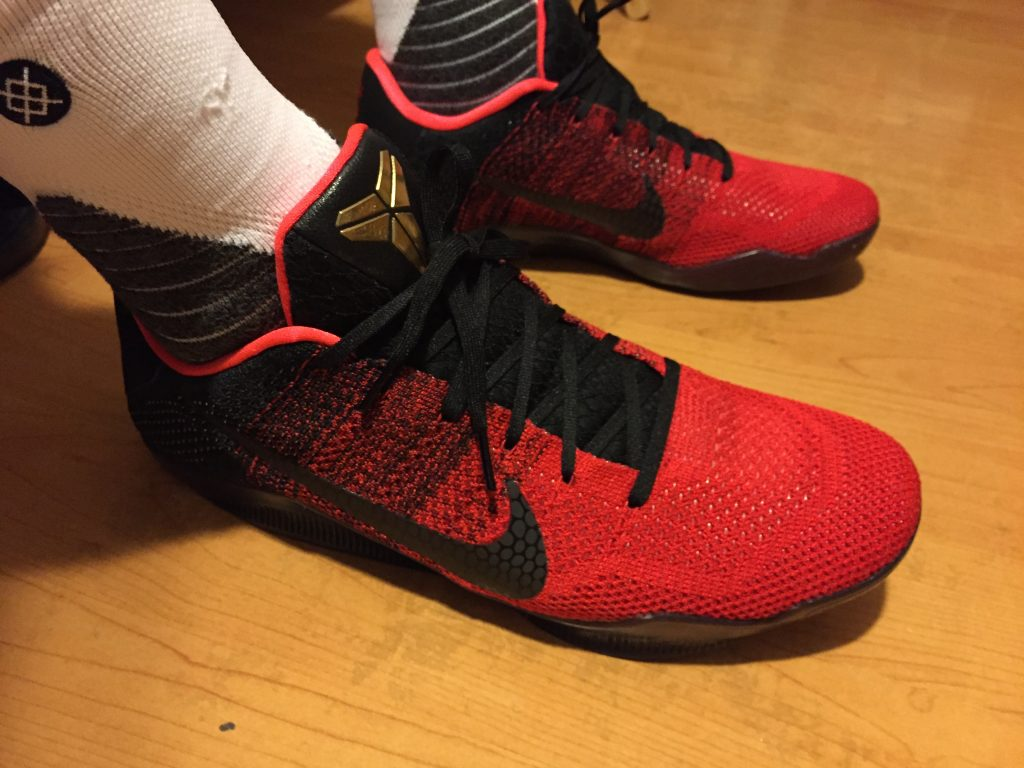 mens indoor training shoes kobe 11 high cut