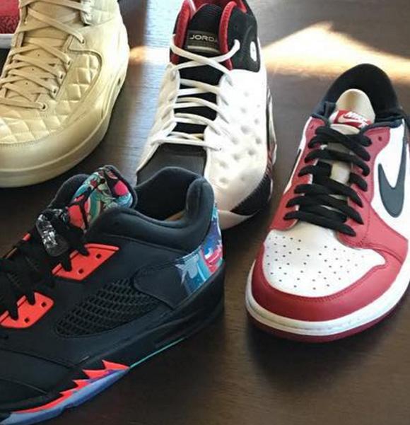Air Jordan 1 Bajo Y Ancho 2015 Nba nPc5MXvE