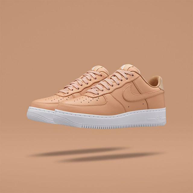 Nike Air Force 1 Vachetta Tan 2
