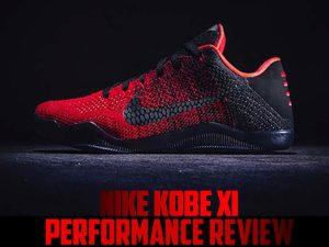 Nike Kobe XI Performance Review Main