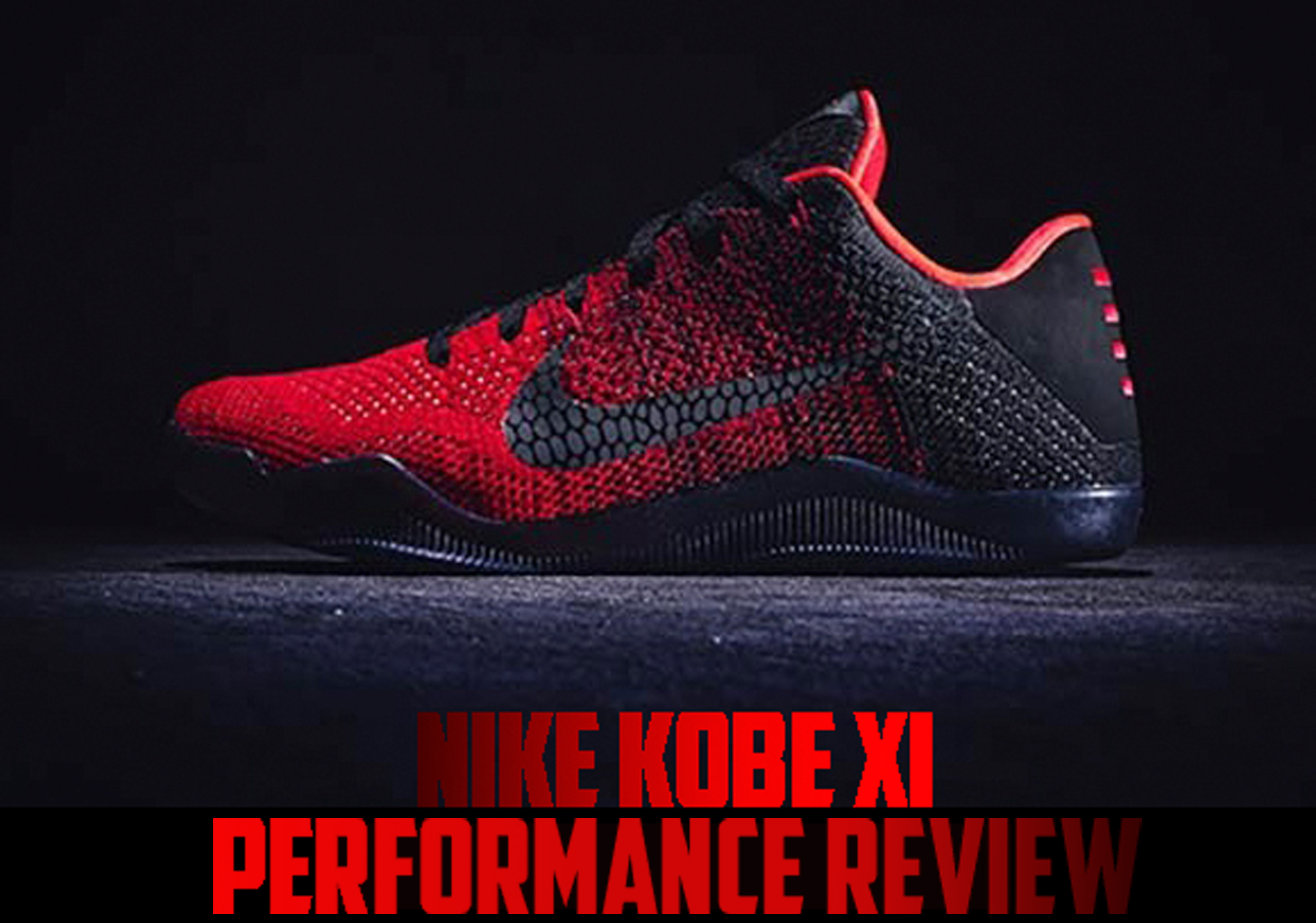 Nike Kobe 11 836183 001