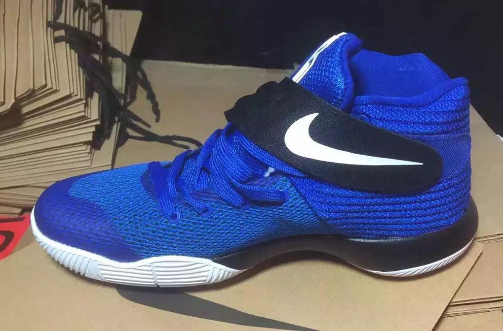 best service f1b6e 8c1f2 Images of the Nike Kyrie 2 'Duke' Have Surfaced - WearTesters