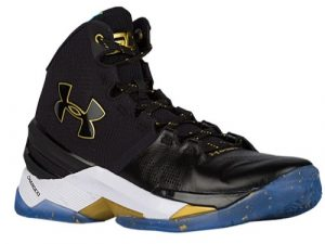 The Under Armour Curry 2 Black: Gold gets a Release Date
