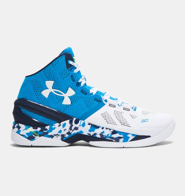 online store 247e4 68646 The Under Armour Curry 2 'Haight Street' is Available Now ...