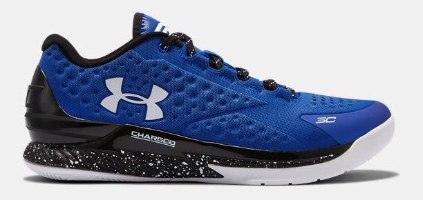 Under Armour Curry One Low Team Royal Blue 1