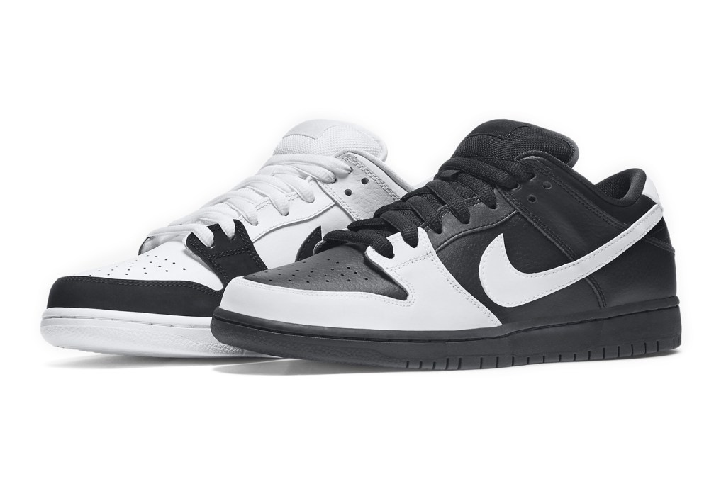 buy online 8b0c5 8f422 Will the Nike SB Dunk Low 'Yin & Yang' Bring Mismatched ...