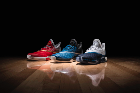 the latest bb59f 3d0e1 ... adidas Unveils Andrew Wiggins Crazylight Boost 2.5 PE Colorways 1 .