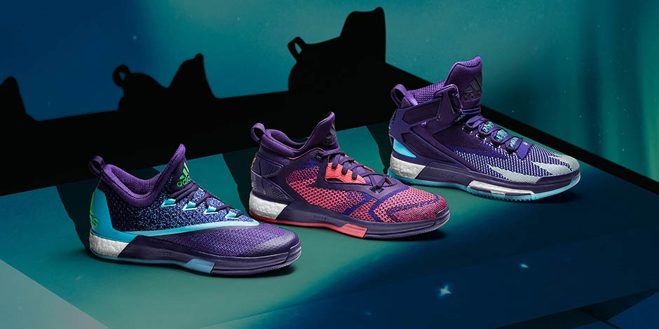 7ea196dc7b3d1 Primeknit Arrives on the All-Star Colorways of the adidas D Rose 6 ...