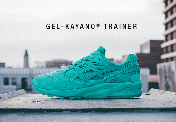 reputable site 8a0a3 09662 Two New Asics Gel-Kayano Trainer Colorways - WearTesters