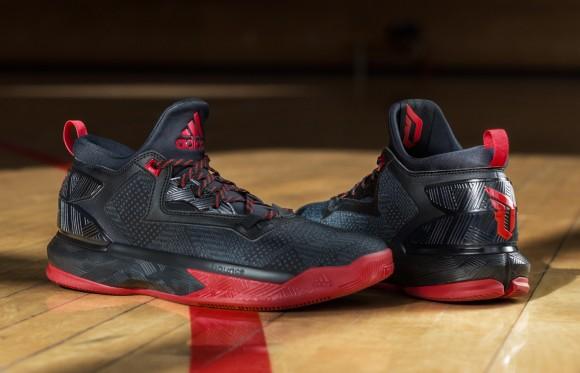 Adidas D Lillard 2 Away New Basketball Shoes