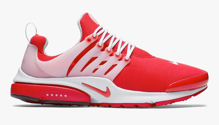 Nike Air Presto Red And White
