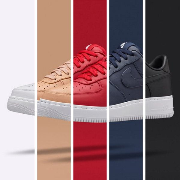 NikeLab Air Force 1 Collection is Available Now