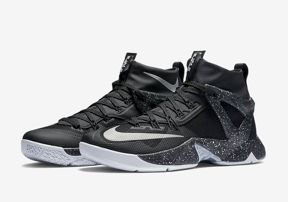 official photos c535b b96a1 The Nike Lebron Ambassador 8 'Oreo' Colorway is Available ...