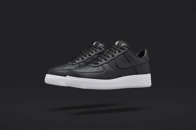 Nike Air Force 1 Low Schwarz Braun link