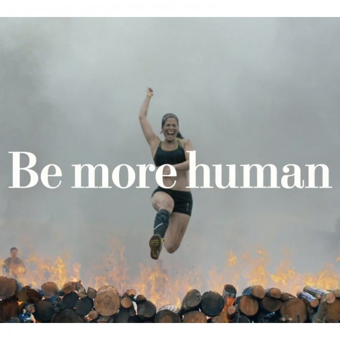 reebok earns 2016 ispo award for be more human ad campaign
