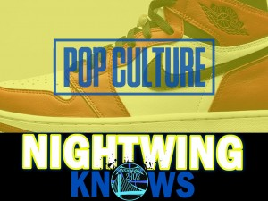 1985 The Air Jordan 1 and Pop Culture  Nightwing Knows