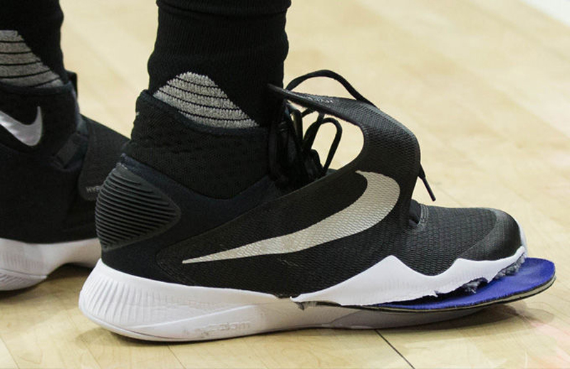 761c1f3e31a0e0 Aaron Gordon Hulked Out of His HyperRev 2016 s 2  Nike ...