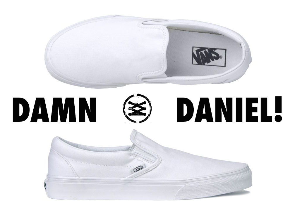 Every Sneaker Worn In The Damn Daniel Video Including Those White Vans Weartesters