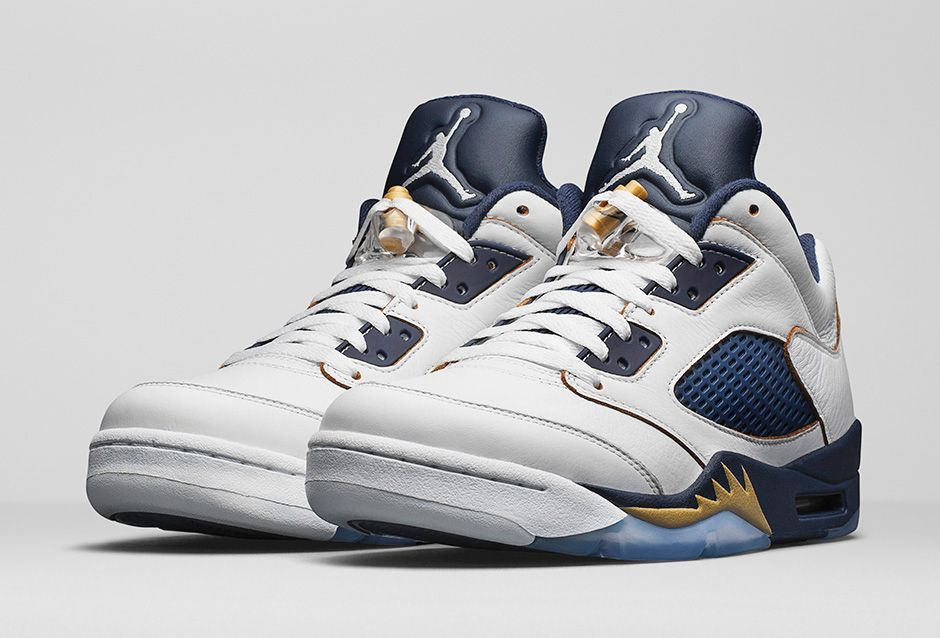 Get an Official Look at the Air Jordan 5 Retro Low 'Dunk from Above'