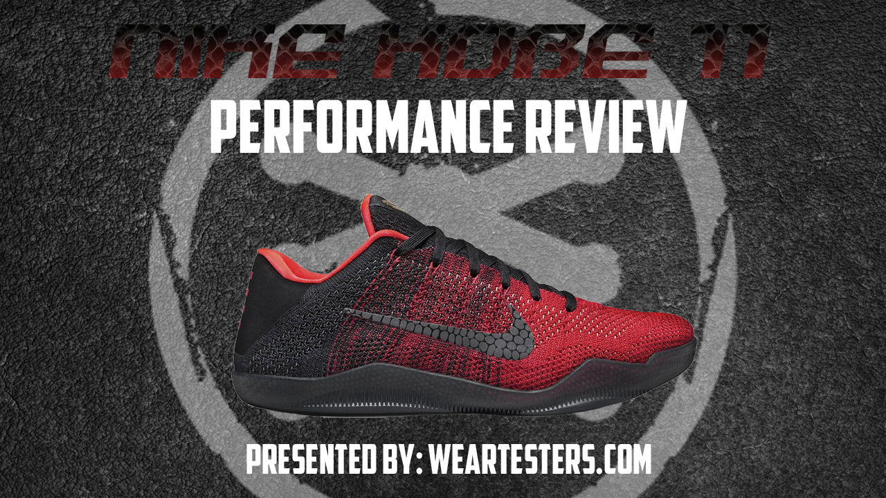 Nike Kobe XI (11) Elite – Performance Review | JAHRONMON