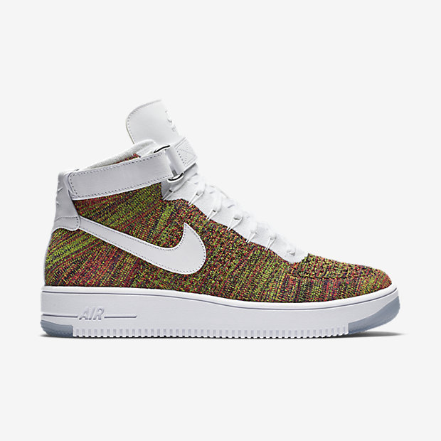 8580aef1016c Lifestyle Deals  Nike Air Force 1 High Ultra Flyknit  Multicolor ...