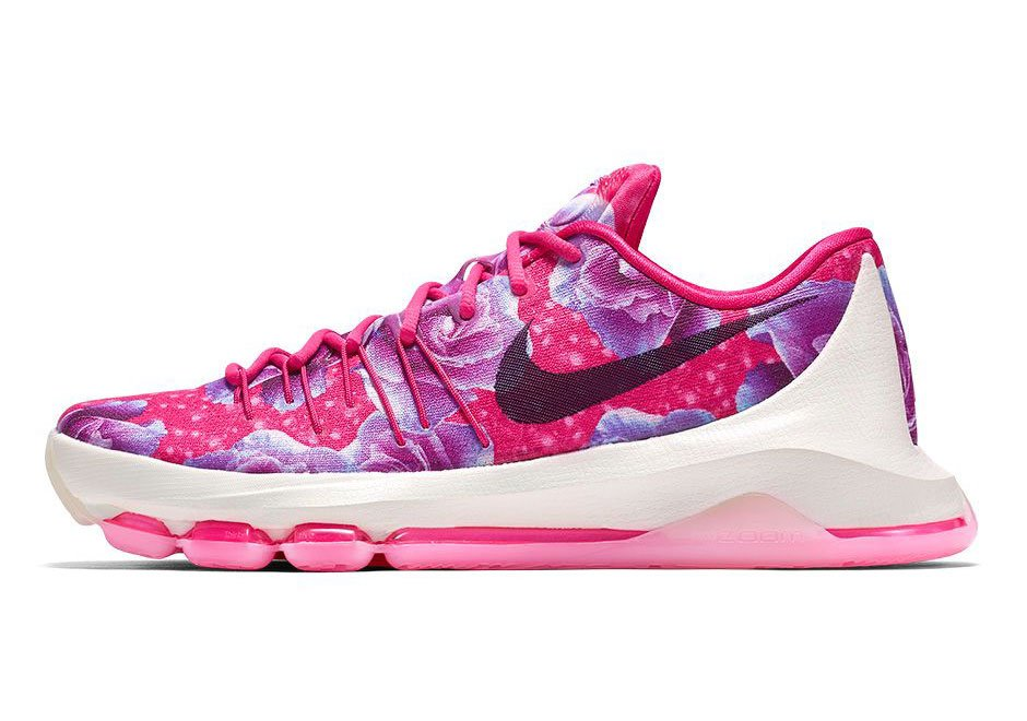 kevin durant aunt pearl shoes Kevin