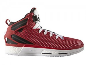 The adidas D Rose 6 is Now Available in Red Mesh