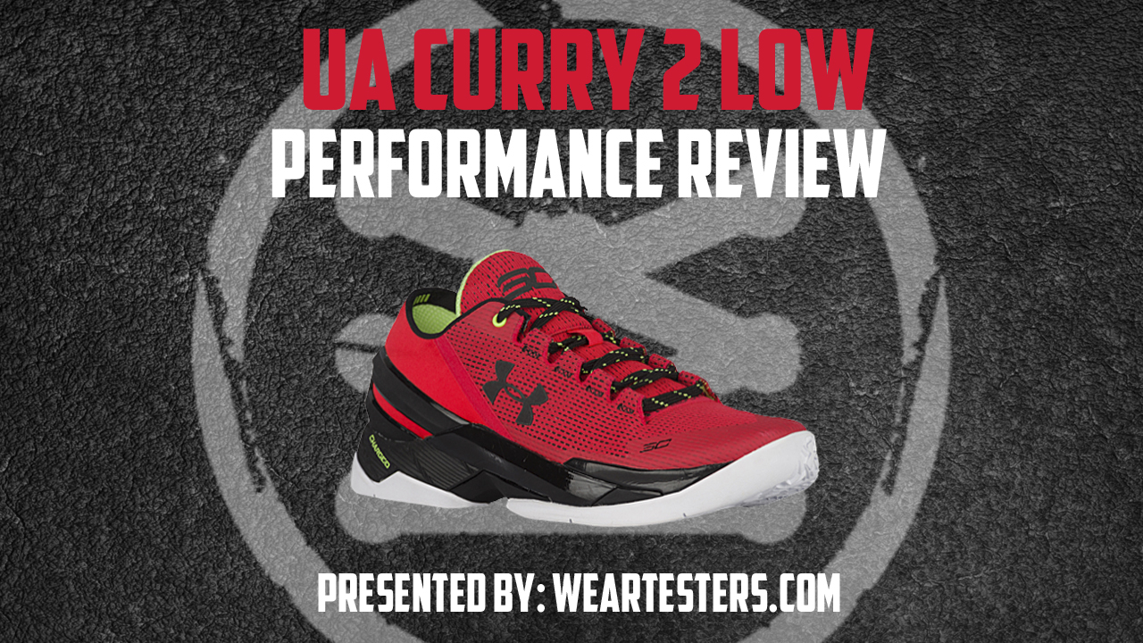 Under Armour Curry 2 Low Performance