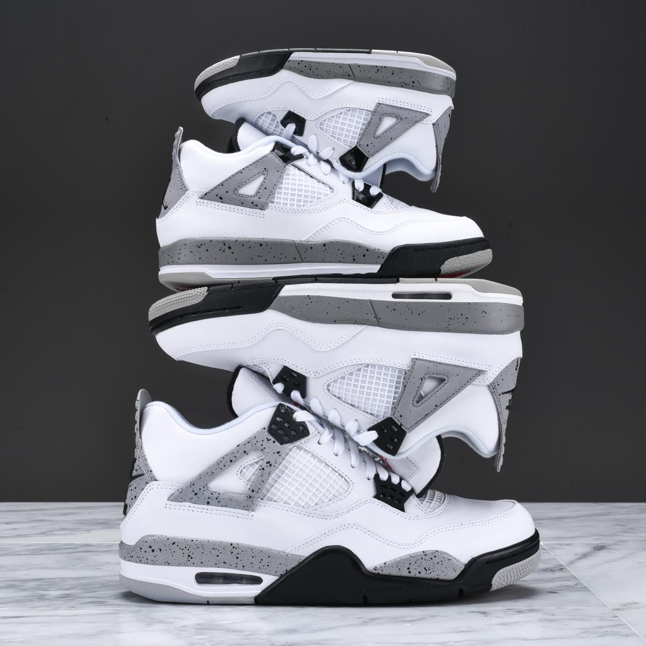 Nike Air Jordan 4 Cemento Blanco 2016 Elección Presidencial Ou5U4