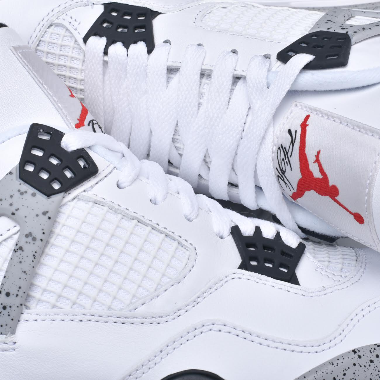 Nike Air Jordan 4 Retro Cemento Blanco 2016 Elección Presidencial mj6bW5nrf