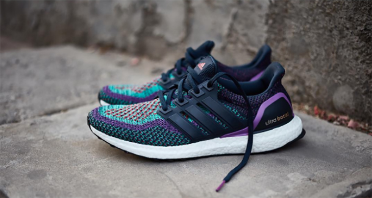low priced 5e67b 8b02d A Look at the adidas Ultra Boost Grape - WearTesters
