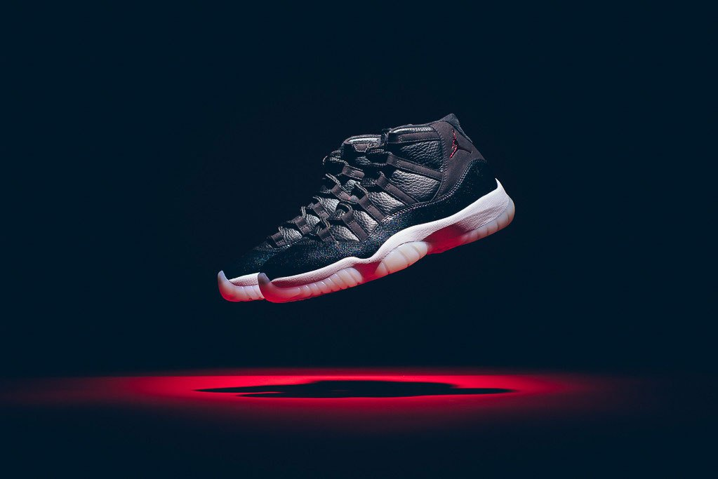 buy popular 083ff bbf55 Foot Locker Has Restocked the Air Jordan XI '72-10' & Air ...