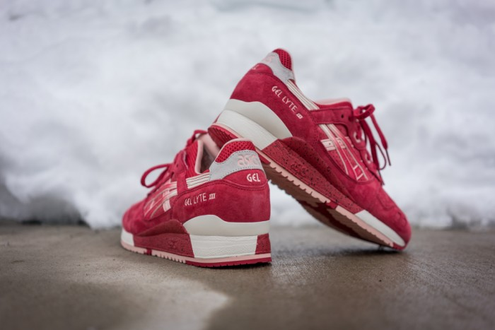 asics gel lyte 3 strawberries & cream