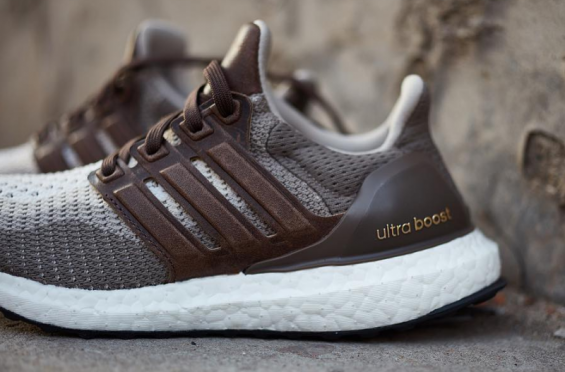 chocolate adidas ultra boost 2