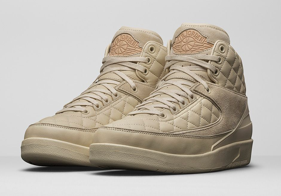 air jordan 2 just don c beach