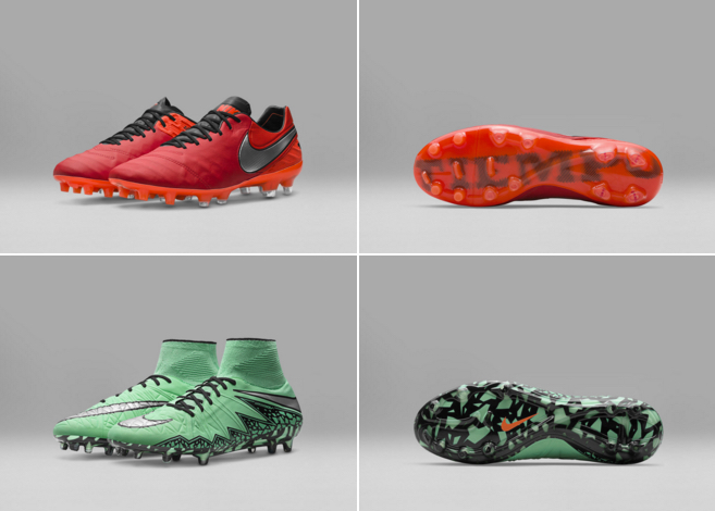 cerca miércoles segmento  The Nike Football Metal Flash Pack Will Hit the Nike Football App First -  WearTesters