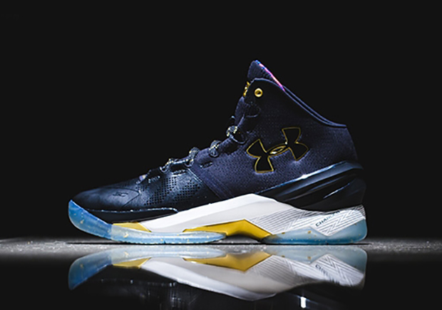 brand new 8a698 906df ua curry 2 gold rings release details 01